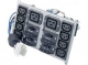 APC Symmetra RM 220-240V Backplate Kit w/(8) SYPD4