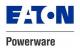 Eaton 10A FR/DIN набор кабелей, 68439