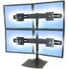 Ergotron DS100 крепление для 4-х мониторов квадратом