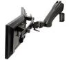 Ergotron HD Настенное крепление для двух мониторов, черное