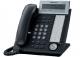 Panasonic KX-DT333RU-B Цифровой системный телефон, черный