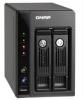 Qnap TS-239-PRO2  Сетевой RAID-накопитель с 2 отсеками для HDD