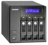 Qnap TS-459-PROII Сетевой RAID-накопитель с 4 отсеками для HDD